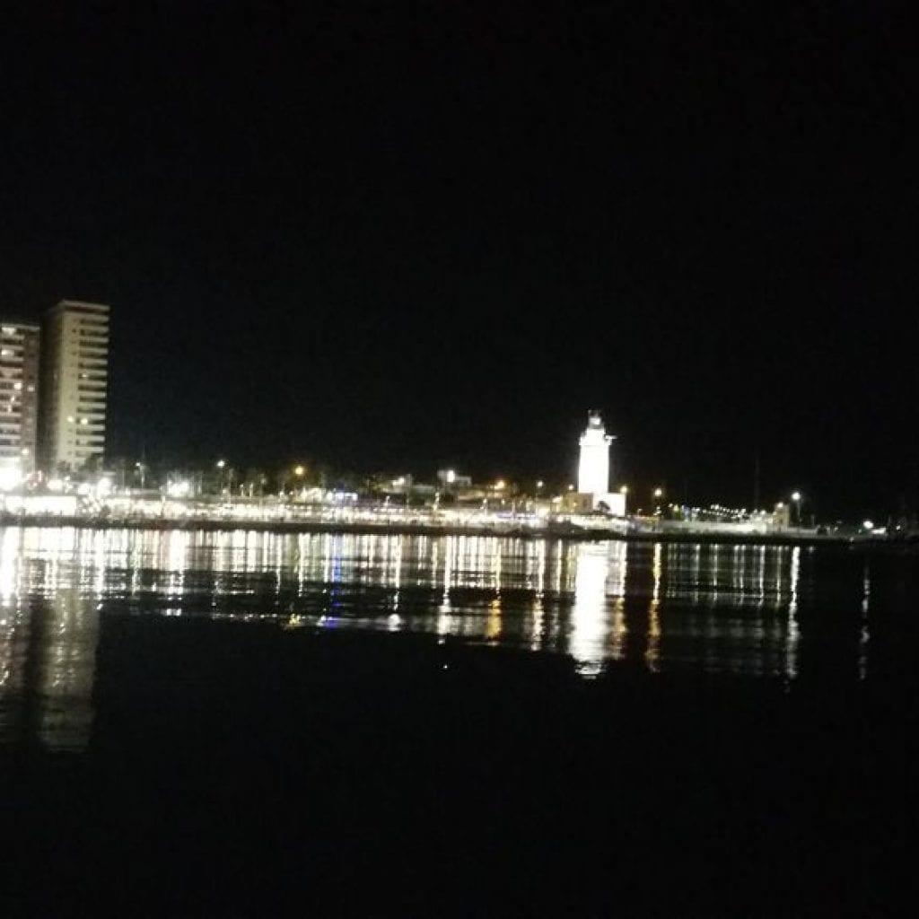 Carrera en llano por Málaga