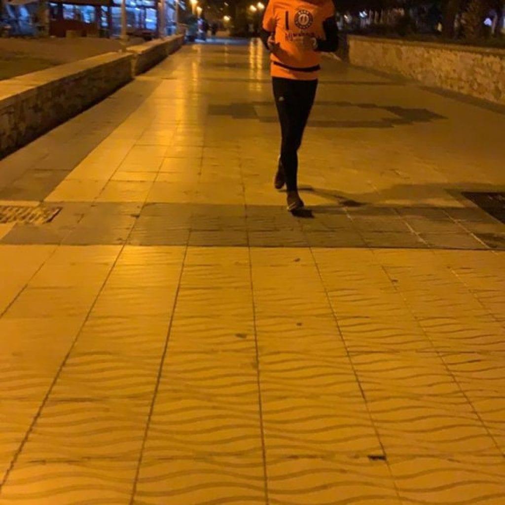 Running, de las Letras de La Malagueta a las Letras de la Misericordia, ida y vuelta