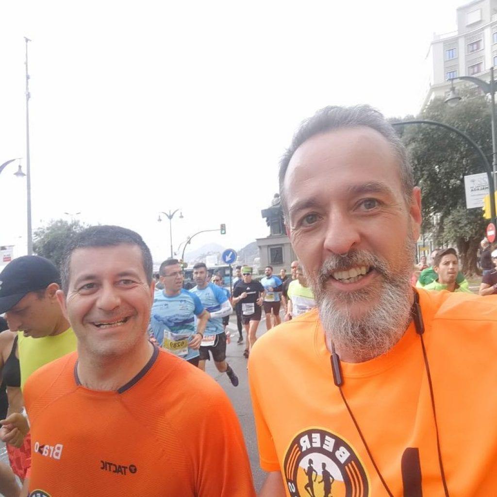 Media Maratón CaixaBank Málaga