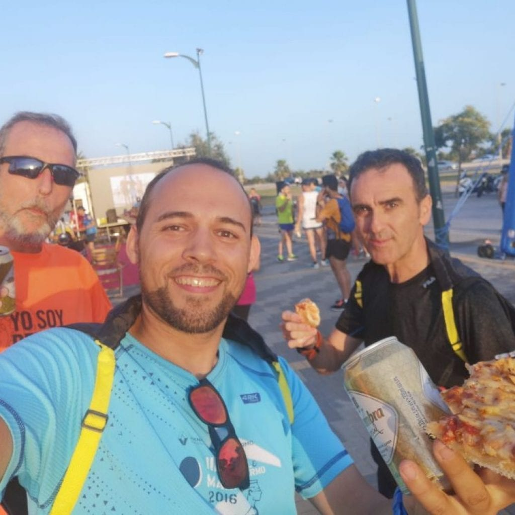 Entreno Brooks Run Happy Experience Málaga