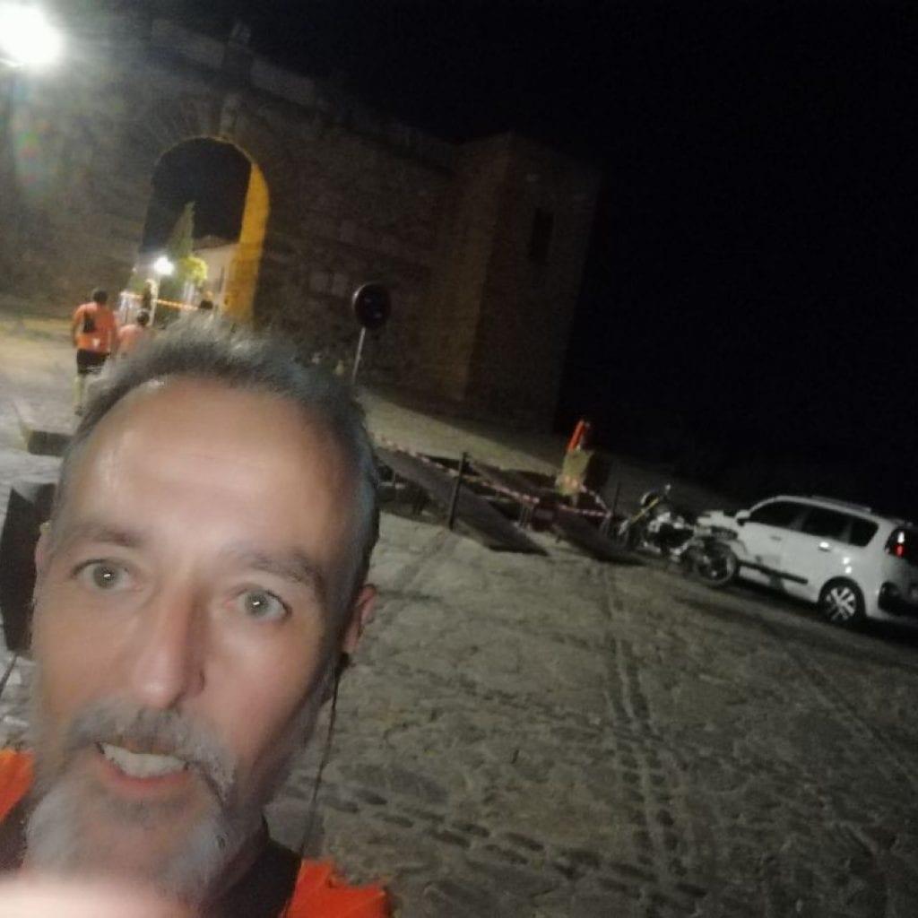 V Carrera Monumental Nocturna de Antequera