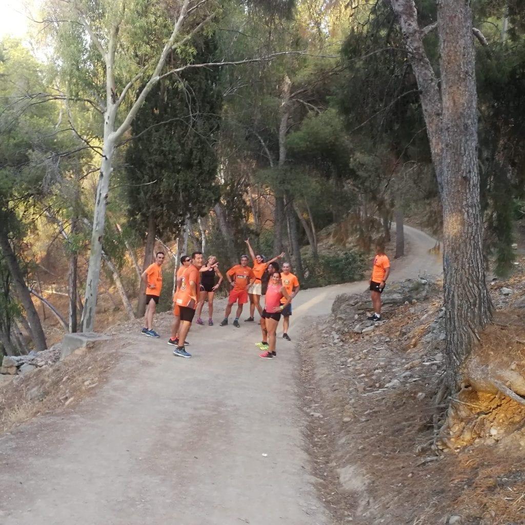 Entreno guiado Beer Runners Málaga