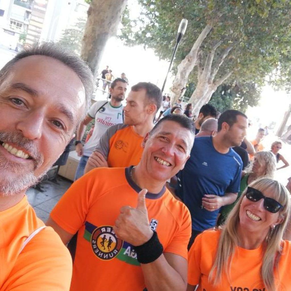 III carrera Corre tu Historia de Vélez Málaga