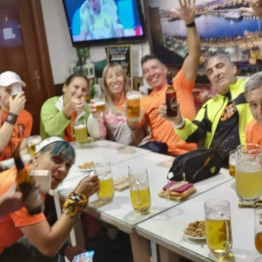 Quedada Beer Runners dirigida por Jesús córdoba
