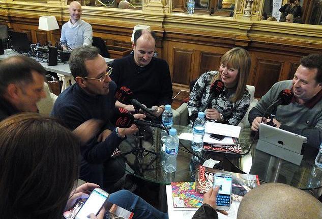 En ROM Murcia con los Marketeros Nocturnos - podcast social media