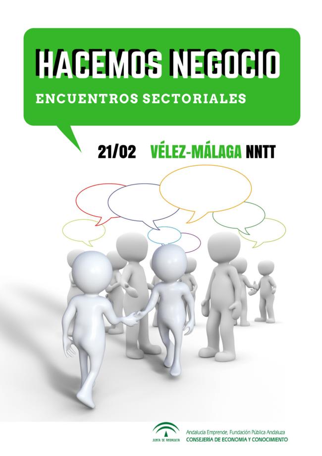 Emprender en Vélez Málaga - tecnología y social media